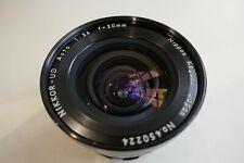 NIKON 20mm/f3.5 manual focus NIKKOR-UD Lens (Ai)