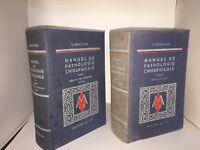 Manuel de pathologie chirurgicale en 2 volumes  par Menegaux 3ème édition