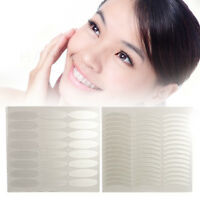240 Pairs Eyelid Sticker Tape Invisible Narrow Wide Double Eye Transparent USA