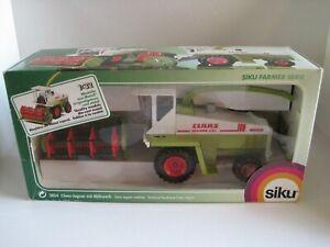 SIKU Farmer 1/32 Ensileuse CLAAS Jaguar 695 coupe céréales. Comme neuve.