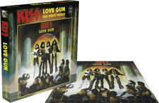 Kiss Love Gun Album Cover Jigsaw Puzzle New Official 500 Piece In Stock Now