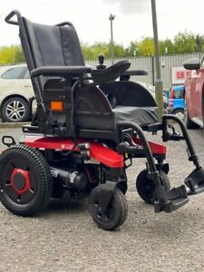 INVACARE AVIVA RX20 MODULITE 6MPH ELECTRIC MOBILITY WHEELCHAIR POWERCHAIR