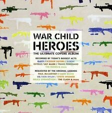 War Child Heroes-Covers Album Sampler (2009) Beck, Scissor Sisters, Duffy.. [CD]