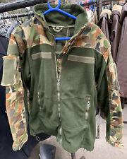 Australian Military Camo Fleece Jacket