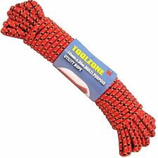 10mm X 30m 100 ft Multi Usage Utility Corde Camping Jardin voile voiture
