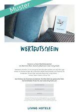 Living Hotel Kanzler Bonn - Rabattierter Wertgutschein