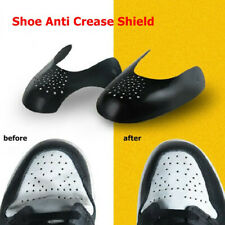 5 Pairs Black Shoes Shield Sneaker Protector Anti Crease Shoe Toe Protection