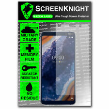 ScreenKnight Nokia 9 PureView SCREEN PROTECTOR - Military shield