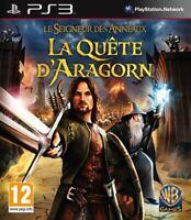 Le seigneur des anneaux : la quête d'Aragorn (jeu PS Move) | vendu en loose