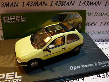 OPE91R voiture 1/43 IXO eagle moss OPEL collection : Corsa B swing 1993/2000