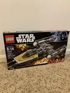 LEGO Star Wars Y-Wing Fighter 75172 (Retired), Brand New in Sealed Box