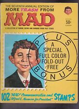 "Vintage 1964 ""More Trash From MAD"" 7th Annual Edition Alfred E Neuman BBB"