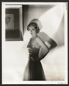1930 MARY PICKFORD ORIGINAL HURRELL PHOTO FROM PICKFORD'S ESTATE