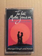 Tu Hai Mera Sanam Mangal Singh Multitone UK Rare Bhangra Punjabi 1st Cassette