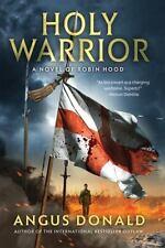 Holy Warrior: A Novel of Robin Hood (The Outlaw Chronicles)-ExLibrary