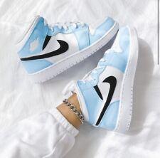 Nike Air Jordan 1 Mid Custom Sneakers