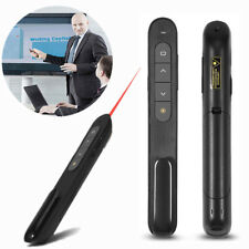 Wireless Presenter Laser Pointer Pen Remote Control for Powerpoint Presentation