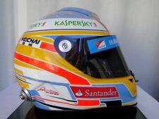 FERNANDO ALONSO 2014 F1 REPLICA HELMET FULL SIZE HELM CASQUE