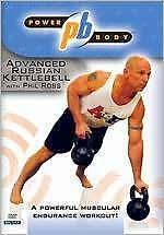 POWERBODY: ADVANCED RUSSIAN KETTLEBALL WORKOUT (Phil Ross) - DVD - Region Free