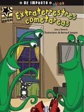 EXTRATERRESTRES COMETAREAS - SWARTZ, LARRY/ JOAQUIN, BERNARD (ILT)/ KRATKY, LADA