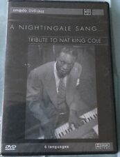 DVD A Nightingale Sang... Tribute To Nat King Cole (2002) Neu & OVP