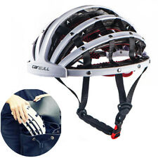 Foldable City Bike Helmet Road Cycling Bicycle Portable Riding Men Racing New
