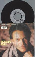"""7""""   Riccardo Fogli – Sulla Buona Strada"""