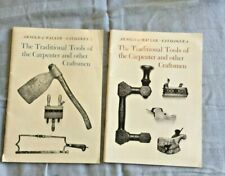 The Traditional Tools of the Carpenter and other Craftsmen Catalogue 3 & 4