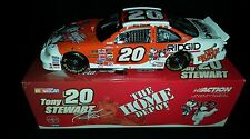 Tony Stewart #20 Home Depot/Coke Cola Polar 2001 1/18 Action Diecast Car 1-2508