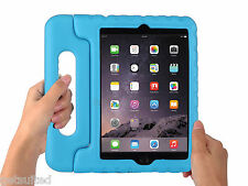 NEW Kids Proof Safe Foam ShockProof Handle Case Cover for Apple iPad 2 3 Blue