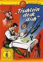 Tischlein deck dich - Fritz Genschow (DVD) Neu!