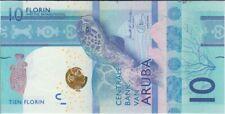 Aruba banknote P. New  10 Florin 2019, UNC  We Combine