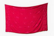 Designer playa pañuelo utilízalo wickeltuch sarong bambú dessin Pink algodón