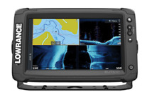 Lowrance Elite-9 Ti² Fishfinder/Chartplotter with Active Imaging 3-in-1 Transduc