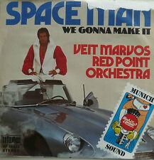 "7"" MINT- ! VEIT MARVOS RED POINT ORCHESTRA : Space Man"