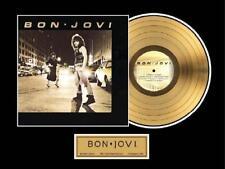 "BON JOVI - SAME 12"" LP GOLDENE SCHALLPLATTE (LP20007)"
