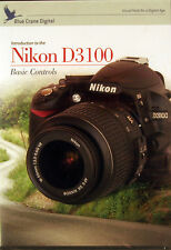 Blue Crane Nikon D3100 Digital Camera Training DVD