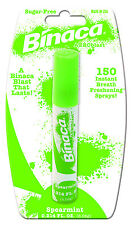 "BINACA Aeroblast (Spearmint) Fresh Breath Spray ""Blasts Away Bad Breath"""