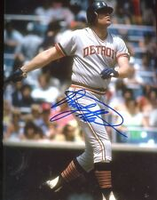 RUSTY  STAUB  DETROIT  TIGERS   SIGNED 8X10 PHOTO
