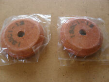 NEW SET OF SHARPENING STONES FOR INDUSTRIAL EASTMAN 5-1/4 ROUND KNIFE CUTTER