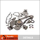 Fit 91-99 Nissan Sentra 200SX NX 1.6L DOHC Timing Chain Water Pump Kit GA16DE