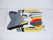 Suzuki RM125 RM 250 1993-1995 Apex Decal Set ZDS078