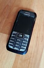 Samsung Galaxy Xcover 550 ( SM-B550H) Vintage-Outdoor Handy in schwarz (defekt)