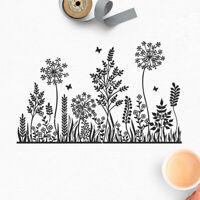 Stanzschablone Blume Blätter Gras Oster Weihnachts Hochzeit Karte DIY