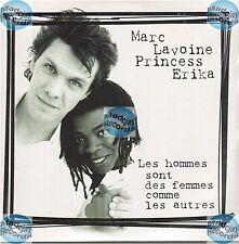 MARC LAVOINE LES HOMMES SONT DES FEMMES COMME LES AUTRES CD PROMO neuf