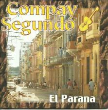 Compay Segundo: [Made in Austria 2001] El Parana (Latin Pop)          CD