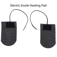 2Pcs Warm Paste Fast-Heating Carbon Fiber Heating Warmer Pad Jacket Shoes So SP