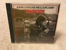 John Cougar Mellencamp Scarecrow MADE WEST GERMANY CD 85 Playgraded