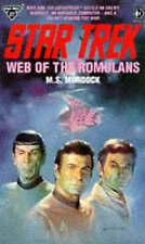 Web of the Romulans (Star Trek), Murdock, M.S., New Book