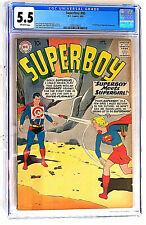 Superboy # 80 CGC 5.5
